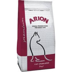 Sterilized Cat Arion 10kg