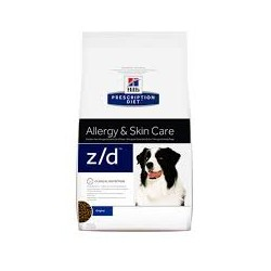 Z/d Hill's Ultra Allergen Free Allergy Management 3kg