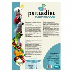 Psittadiet daily food 900 gr