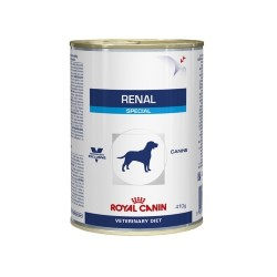 Royal Canin Renal Special Canine 410g x12 latas