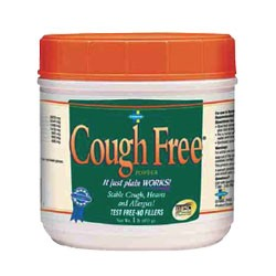 COUGH FREE 453g (16-32 dosis). Polvo.