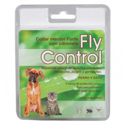Fly Control Collar Mentol Forte