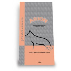 Hipoalergenico Sensitive Arion Canine Large Salmón y Arroz 12kg