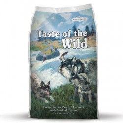 Taste of the Wild Pacific S. Puppy Salmón 13kg ( 2 sacos )