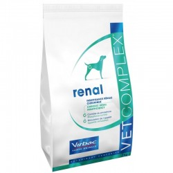 Renal Canine Virbac Vet Complex 7.5kg (2 sacos)
