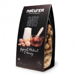 Naturea Galletas de Yogurt, nuez y miel 230g