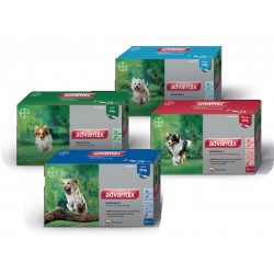 Advantix Perros de 25-40kg ( 24 pipetas x 4ml )