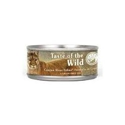Taste of the Wild Cat Canyon River Lata 155g