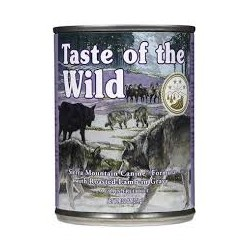 Taste of the Wild Dog Sierra Mountain Lata 370gr