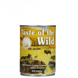 Taste of the Wild Dog High Prairie Lata 370gr